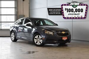 2014 Chevrolet Cruze 1LT - Bluetooth, Back Up Cam, Cruise