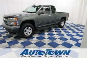 2010 Chevrolet Colorado LT/RUNNING BOARDS/LOW KM!!!