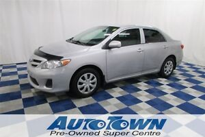 2011 Toyota Corolla CE/CLEAN HISTORY/LOW KM/
