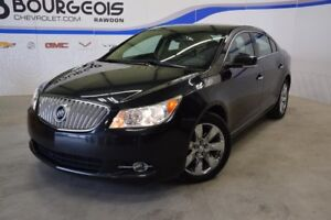 2012 Buick LACROSSE AWD *** CUIR, TOIT OUVRANT, NAV, CAMERA ***