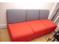 3 X modern red office chairs. Heavyweight high quality fantastic condition £20 ea 3 for £50 Bargain