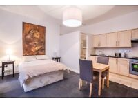 ***STUDIOS FULLY FURNISHED IN SOUTH KENSINGTON***Z1***2 MINUTES WALK FROM THE TUBE***
