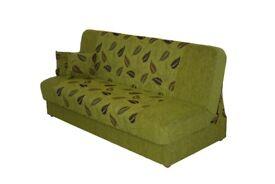 NEW Sofa Bed COUCH SETTEE storage BONELL SPRINGS polskie wersalki WERSALKA