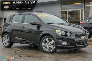 2016 Chevrolet Sonic LT Sunroof*Heated seats*Remote start
