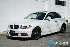 2013 BMW 135 i with only 68000kms! Navigation!