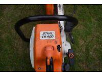 STIHL TS 400 DISC CUTTER