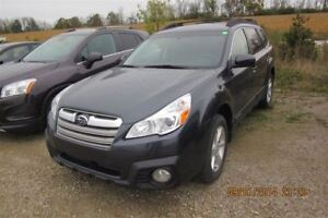 2013 Subaru Outback LIMITED AWD! LEATHER! NAVIGATION! SUNROOF! R