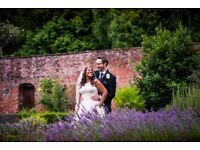 Wedding Photography taking booking for 2018 and 2019