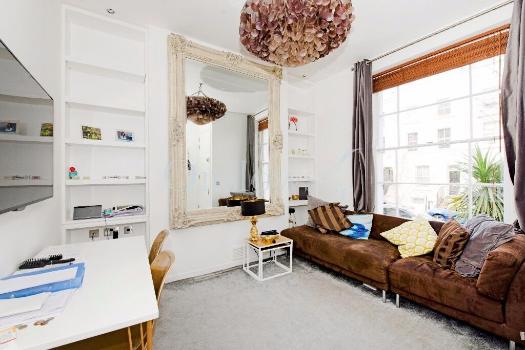 Stylish and quirky one bedroom flat int he heart of Notting Hill