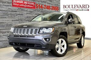 2016 Jeep Compass HIGH ALTITUDE***CUIR+TOIT+4X4+ **CUIR + TOIT**