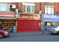 Commercial Property To Let - A3 Hot Food Takeaway/Restaurant * New Lease * No Premium * N11