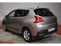 PEUGEOT 3008 1.6 EXCLUSIVE HDI 5d 110 BHP (grey) 2010