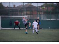 PLAYERS WANTED 7 A SIDE FOOTBALL IN ALL POSITIONS EVERY SUNDAY 1pm to 2pm Or 2pm to 3pm