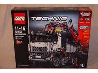 Lego 42043 Technic MERCEDES-BENZ AROCS 3245 - Brand New