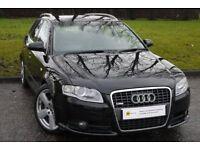 VERY QUICK*** Audi A4 Avant 3.0 TDI S Line Quattro Automatic 5dr **HUGE SPEC** FULL HISTORY****