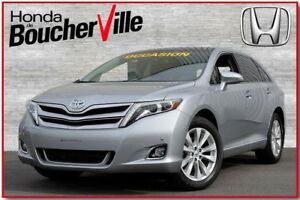 2015 Toyota Venza Limited AWD Cuir Toit Panoramique Navigation