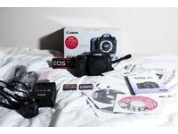 Canon 7D Body w/ 2 x CF Card