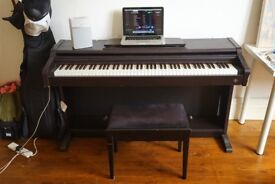 GEM RP70 perfectly working 88 full weight keys
