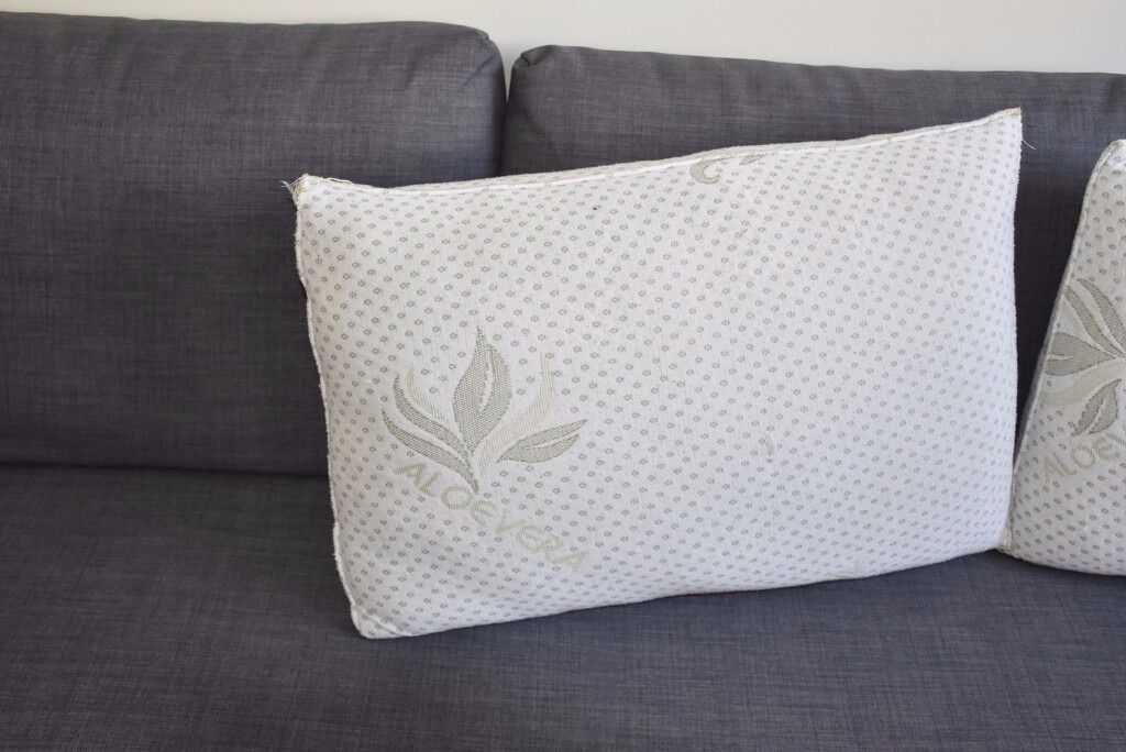 Aloe Vera Pillows
