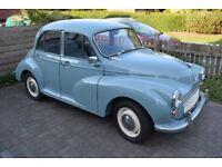 Morris Minor 4 door Series 3