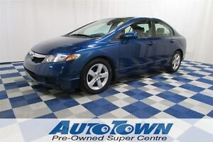 2011 Honda Civic SE/CLEAN HISTORY/LOW KM/ALLOY WHEELS