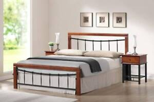 Stock Clearance !!!!!!Kronor Double Bed Frame