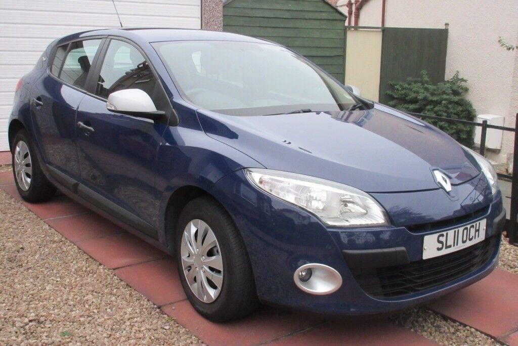 Renault Magane 1.6 16V EU5 100 BIZULow Miles for year