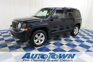 2011 Jeep Patriot Sport/North 4X4/ACCIDENT FREE/HTD SEATS/ALLOYS