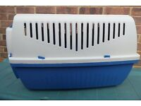 Marchioro Pet Carrier / Basket /Travel Carrier for Small Dog or 2 Cats, 24 inches long, Histon