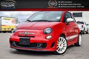 2015 Fiat 500C Convertible Abarth|Pwr Top|Bluetooth|Keyless Entr