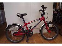 Isla bike CNOC16, red aluminium, v good condition