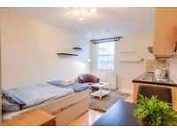 ****lovely studio in the heart of **SOUTH KENSINGTON***all bills /short or long term