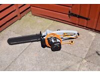 titan electric chain saw 2000w ttb355chn