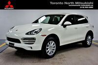 2012 Porsche Cayenne (M6) NO ACCIDENT