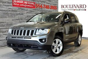 2013 Jeep Compass NORTH **4X4 + DÉMARREUR DISTANCE