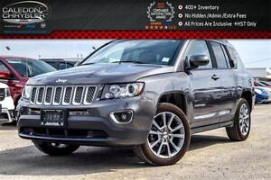 2015 Jeep Compass Limited|4x4|Leather|Heated Seat|Keyless Entry|