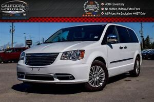 2016 Chrysler Town & Country Touring Navi Safety Tec Backup Cam 