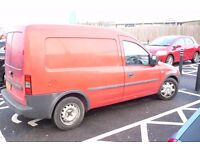 COMBO 1700 TD VAN -- for REPAIR or NEW / RECON. SPARE PARTS -- #375 o.n.o.