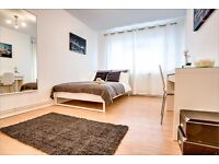 Newly refurbished double room close to some of London's top universities!