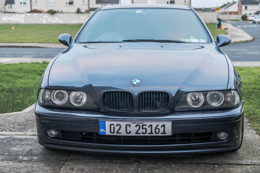 bmw e39 525d 2002 for sale in newry county down gumtree. Black Bedroom Furniture Sets. Home Design Ideas