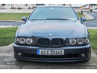 BMW E39 525D 2002 for SALE