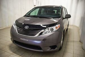 2017 Toyota Sienna LE, 8 Passagers, Gr.Electrique, Bluetooth, Ca