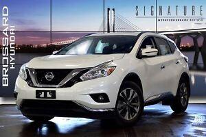 2016 Nissan Murano SV AWD TOIT PANORAMIQUE PUSH START