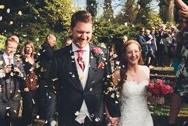 Surrey Wedding Photographer - £150 off until end of the year!