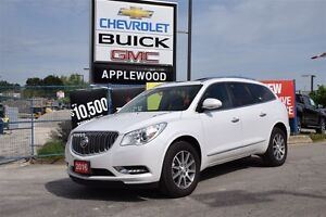2016 Buick Enclave AWD, 7 PASSENGER, DUAL SUNROOF, REAR CAMERA,