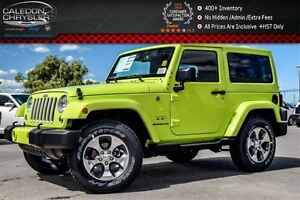 2016 Jeep Wrangler New Car Sahara|4x4|Dual Top|Navi|Bluetooth|R-