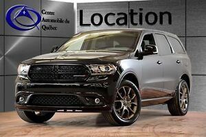 2017 Dodge Durango GT BRASS MONKEY AWD CUIR TOIT NAV LOCATION