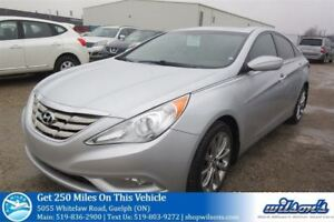 2013 Hyundai Sonata SE LEATHER! SUNROOF! HEATED FRONT+REAR SEATS