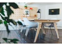 Deskspaces in stunning York co-working space (city centre)