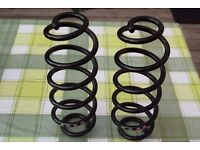 Audi A4 B8 Front Coil Springs